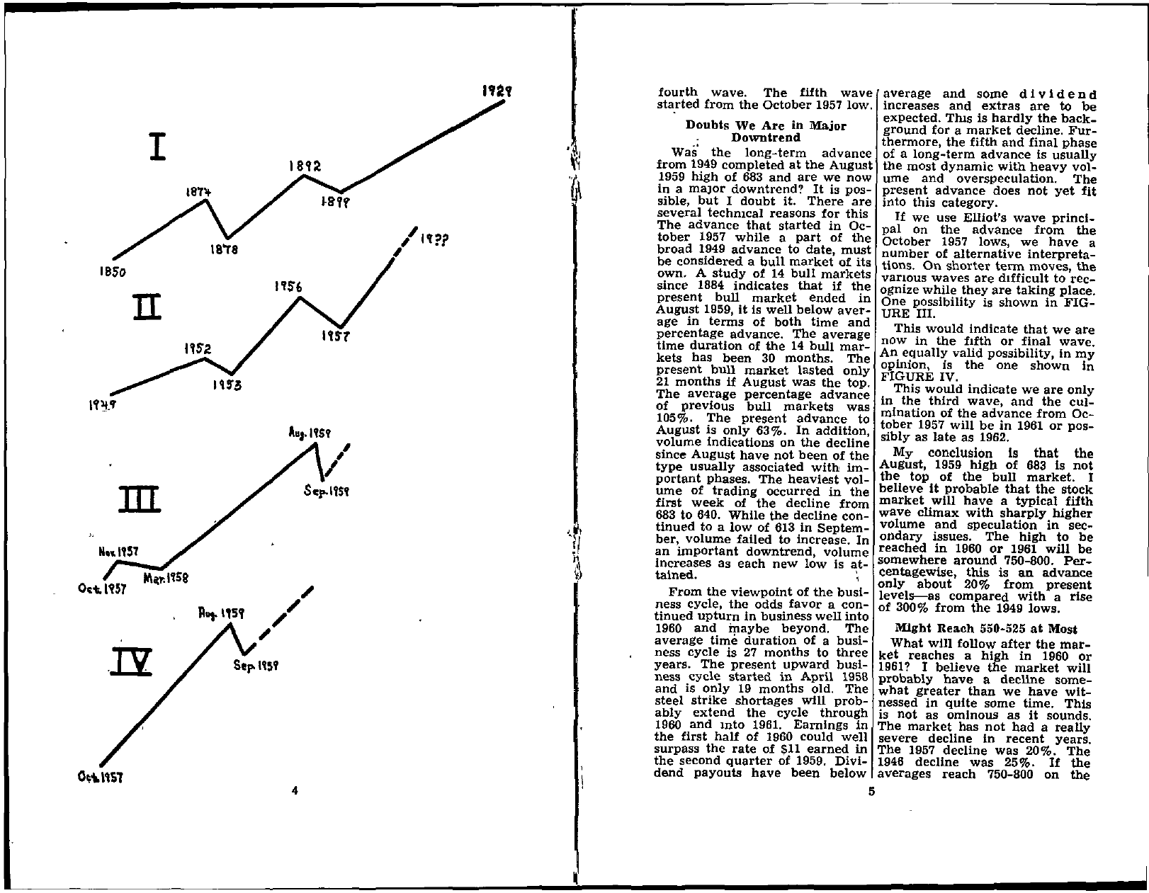 Tabell's Market Letter - November 27, 1959 page 3